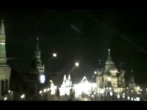 UFO sul Cremlino