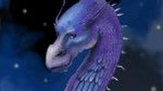 How to draw Saphira from Eragon