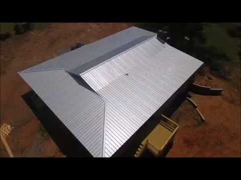 Straight Line GA - Metal roofing