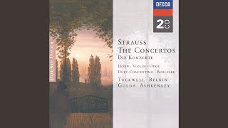 F.Strauss: Horn Concerto, Op.8 - 2. Andante