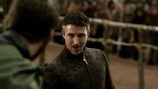 Game of Thrones: Little Finger roasting Lord Renly Baratheon