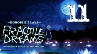 Fragile Dreams: Farewell Ruins of the Moon Episode 11 Seto Barges into a Boss Fight & Meets a Friend