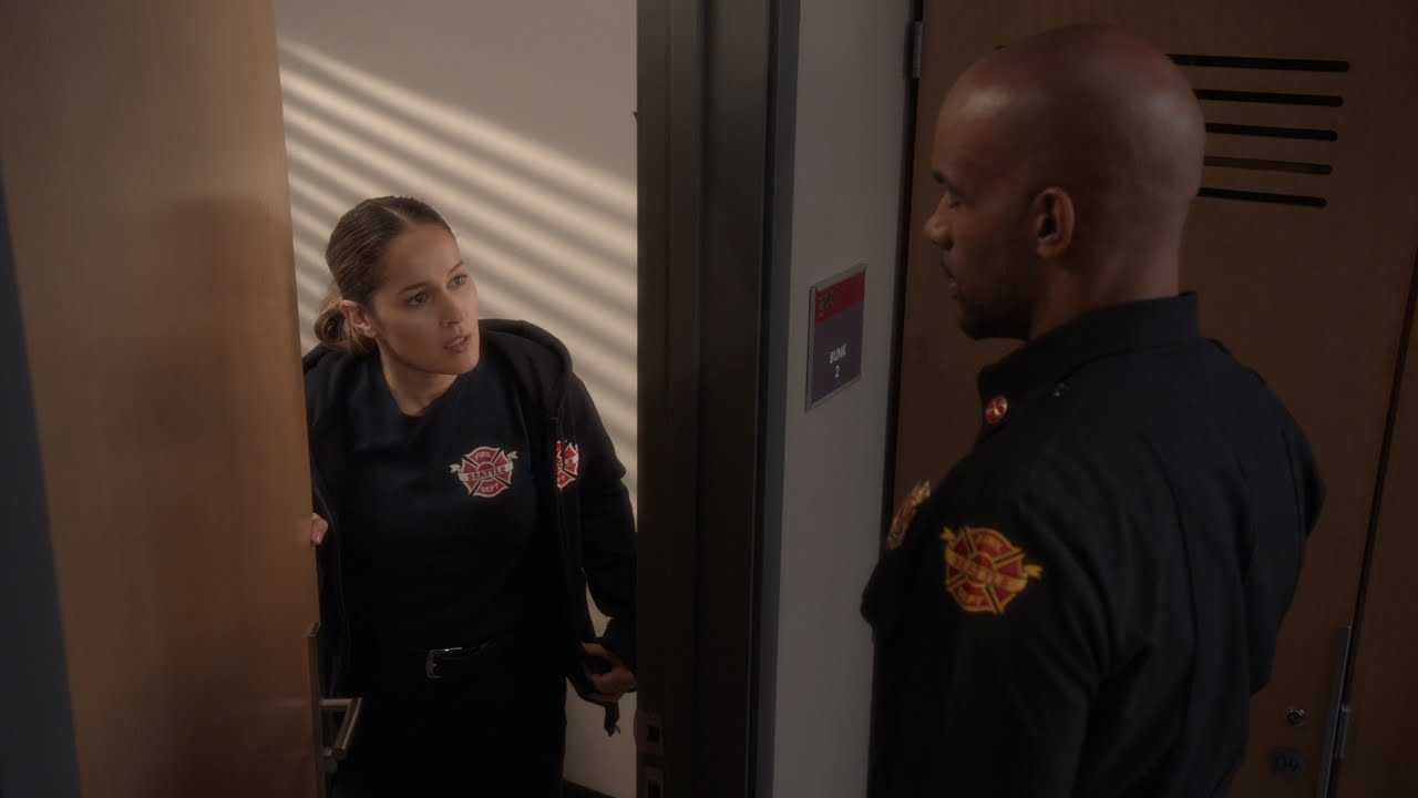Download Sullivan Confesses to Andy and Miller Is Abandoned - Station 19