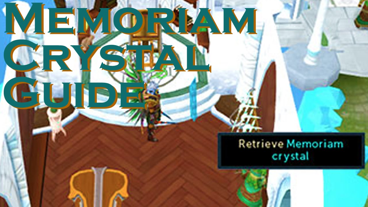 Seren Memoriam Crystals Guide To All 8 Locations Youtube
