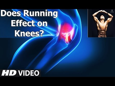 Does Running Effect on Knees? | Guru Mann | Health and Fitness