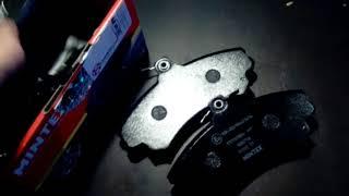 mintex brake pads review