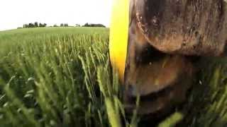 John Deere Self Propelled Sprayer - Crop Damage Protection