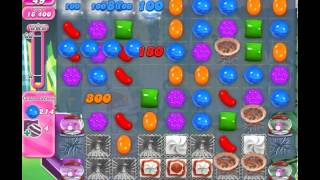 Candy Crush Saga Level 425 - BUG attack!