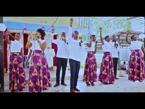 Angaza Singers - Kisumu latest perfoming live at victory SDA