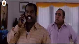 Vijay Kumar Irritates Kalabhavan Mani    Comedy Scene    Dheerudu Movie Scenes
