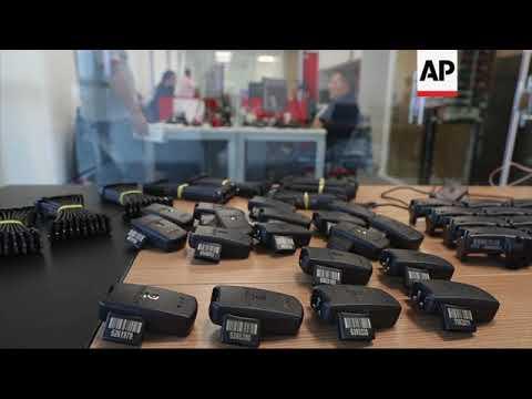 Monitoring bracelet business boom in Brazil