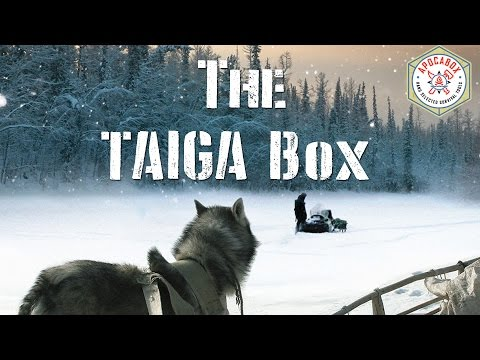 The TAIGA Box: December Apocabox Review
