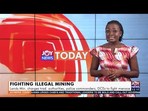 Joy News Today (10-9-21)