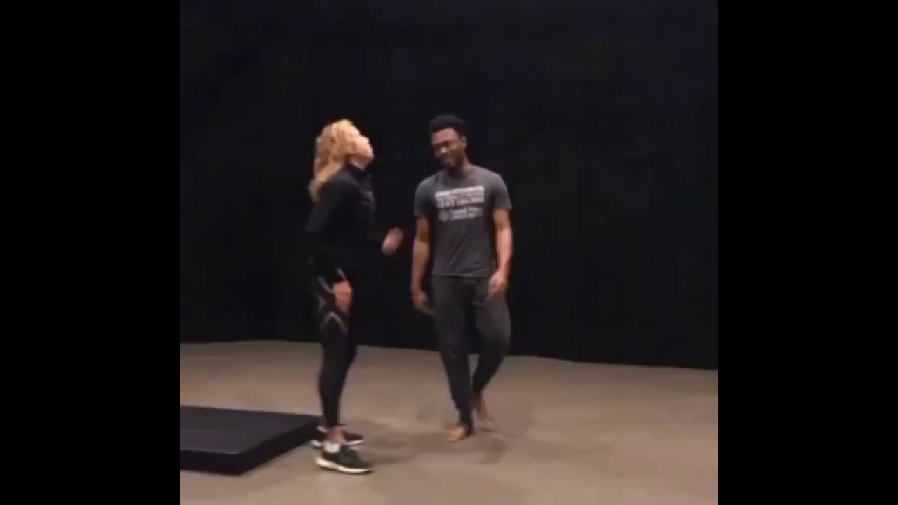 Stunt Rehearsals