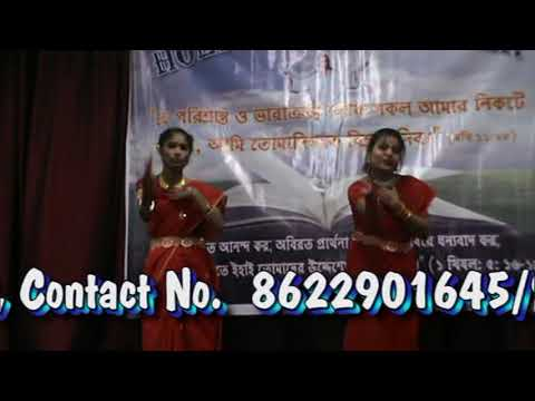 HOLY JESUS'S SOLDIER (Dance : Probhu Jeshu Tomar)