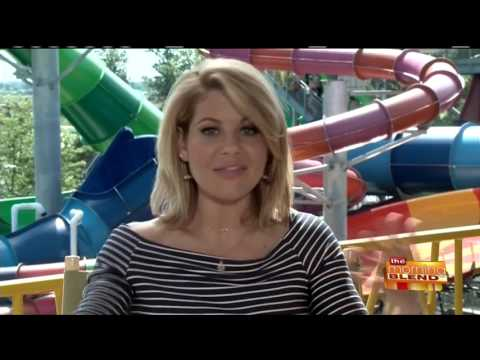 Candace Cameron Bure Talks Family Vacations