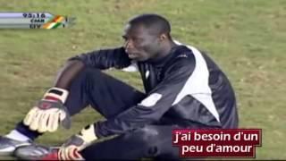 Côte d'Ivoire contre le Cameroun par Ledoux paradis (Télé Solidarité)