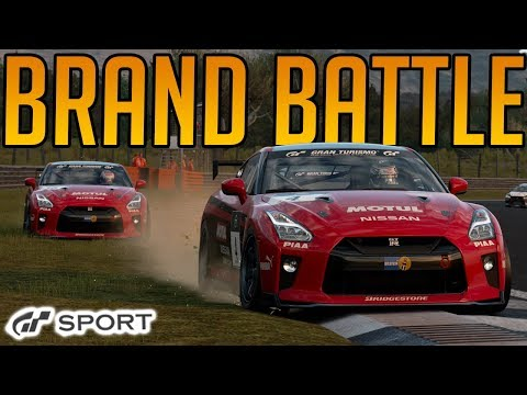 Gran Turismo Sport: The Fight For Nissan