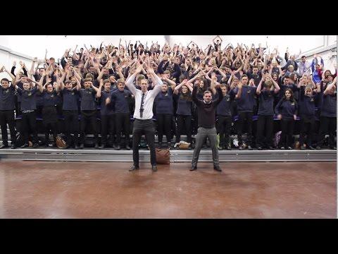 MOCS Year 11 2015 / Leavers Dance - Uptown Funk