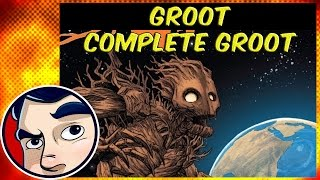 Groot ( & Rocket Raccoon ) - Complete Groot and Origin
