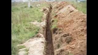 видео ES: Подземная прокладка кабеля