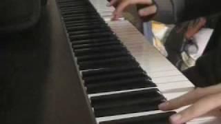 楽譜書かないので受験終わる頃には忘れそう。ということでまだまだ未完...