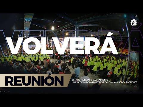 Volverá 16 Abr 2017 - CENTRO MUNDIAL DE AVIVAMIENTO