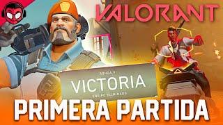 PRIMERA PARTIDA DE VALORANT ¡¡ESTRATEGIA LIL CANGREJO CLASSIC!! | Valorant