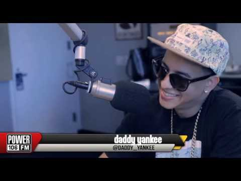 Daddy Yankee Talks