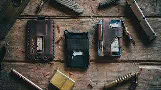 Streamline Your EDC With These AWESOME Trayvax Wallets