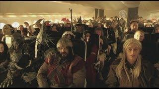 Хоббиты и эльфы облюбовали борт Air New Zealand(( http://ntdtv.ru ) Джон Толкин, вероятно, был бы рад полетать в такой компании. На борт самолета новозеландской..., 2012-11-02T11:41:25.000Z)