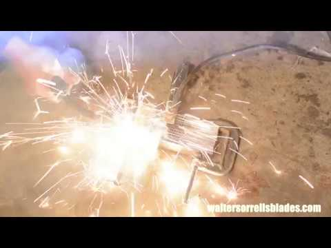 How to Make Damascus Steel    Part 1