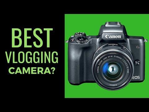 Canon T7i vs Fuji X-T100 - BEST Camera for VLOGGING? (or Canon M50 ?)