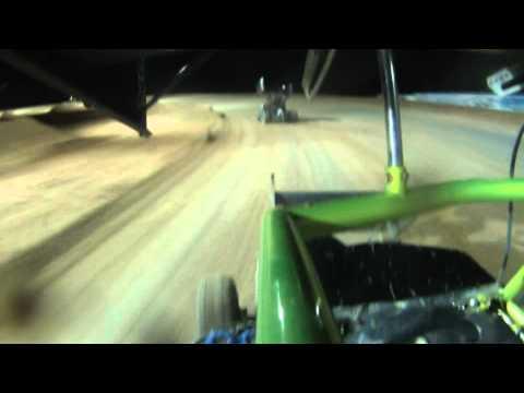 El Paso Speedway Main 6 20 14 Radboy Racing