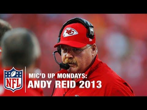 Andy Reid Mic