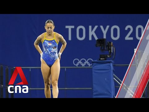 Tokyo Olympics: Singapore diver Freida Lim finishes last in women's 10m platform prelims