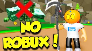 I'm Not Allowed To Spend ANY ROBUX In Reaper Simulator... Let's See How Far I Get (Roblox)