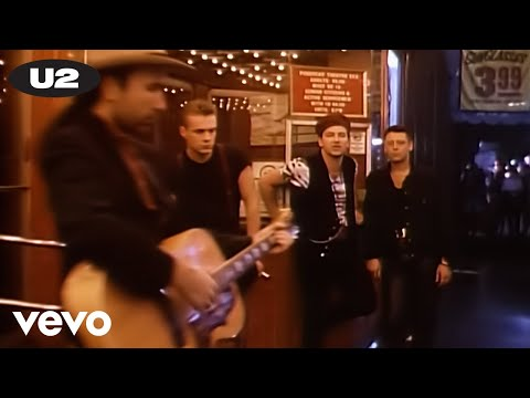 U2 – Desire #YouTube #Music #MusicVideos #YoutubeMusic