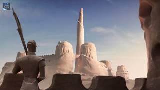 ДИМАШ / DIMASH - Замок из Песка / Sand Castle (философский клип / philosophical clip)