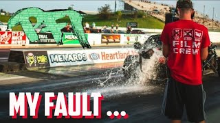 I Watered Down the Track 🤦🏻♂️! Raceweek2 My experience with Team McFarland