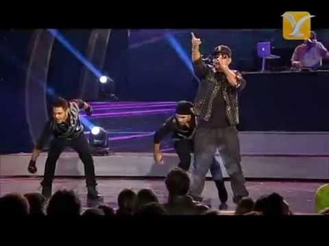 Daddy Yankee, Descontrol, Festival de Viña 2013