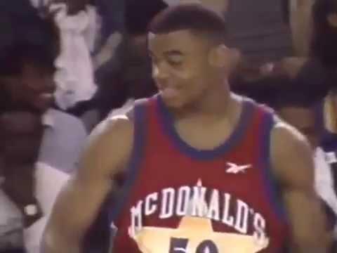 1998 High School Dunk Contest