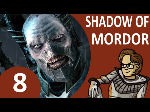 Let's Play Middle-earth: Shadow of Mordor Part 8 - Dead Shot, An Elbereth Gilthoniel