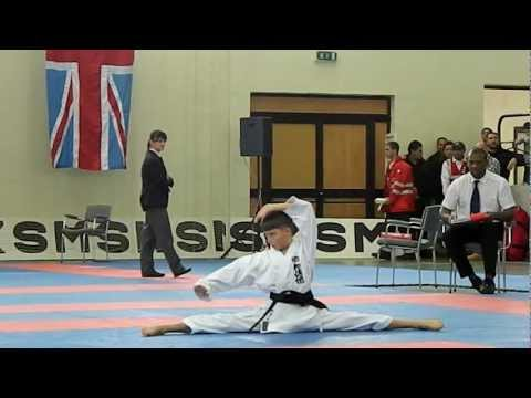 Freestyle Kata Shotokan music form