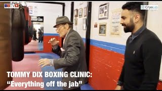 TOMMY DIX: OLD SCHOOL BOXING CLINICS (PART 1)
