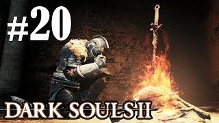 DARK SOULS 2 Walkthrough - Part 20 Earthen Peak & BOSS MYTHA PS3 HD