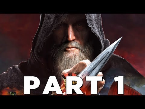 ASSASSINS CREED ODYSSEY LEGACY OF THE FIRST BLADE Walkthrough Gameplay Part 1 - INTRO (AC Odyssey) thumbnail