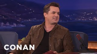 Jim Jefferies On Gun Control  - CONAN on TBS