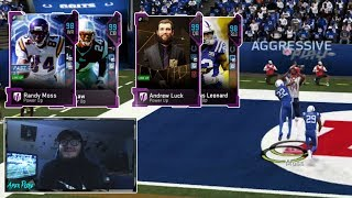 PATRIOTS AND COLTS THEME TEAM BATTLE! | Madden 19 Ultimate Team Gameplay Ep. 3 |