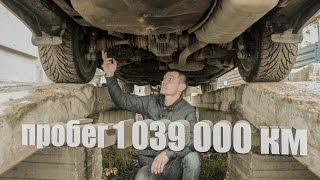 Toyota Crown с пробегом 1 039 000 км 2JZ